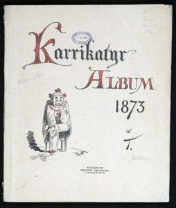 framsidan på boken med en clown