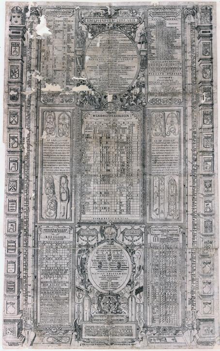 hela trycket, med avbildningar av runstenar och tabeller med runor