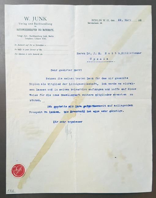foto på hela brevet