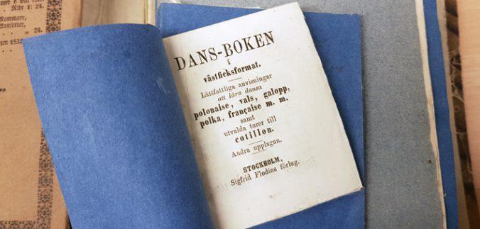 titelsidan på häftet