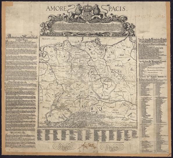 hela kartan över tyskland